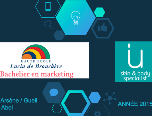 E-commerce, analyse du site IU