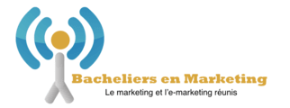 Hautes écoles bacheliers en marketing Mobile Logo