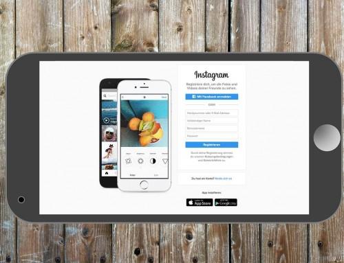 Utiliser Instagram pour promouvoir un restaurant  ?