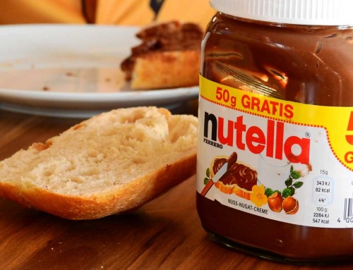 Analyse de la stratégie marketing de Nutella
